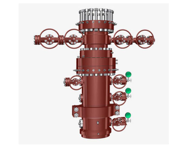 wellhead and Christmas tree component