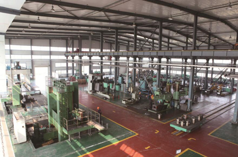 wellhead and christmas tree manufacturer