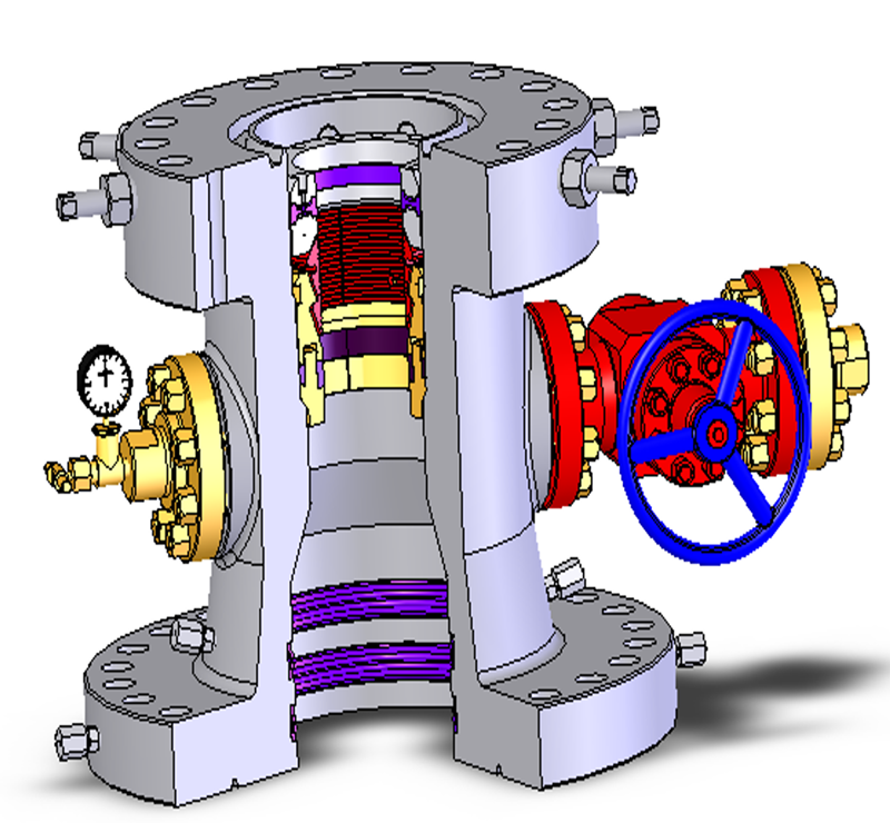 C-22 casing spools