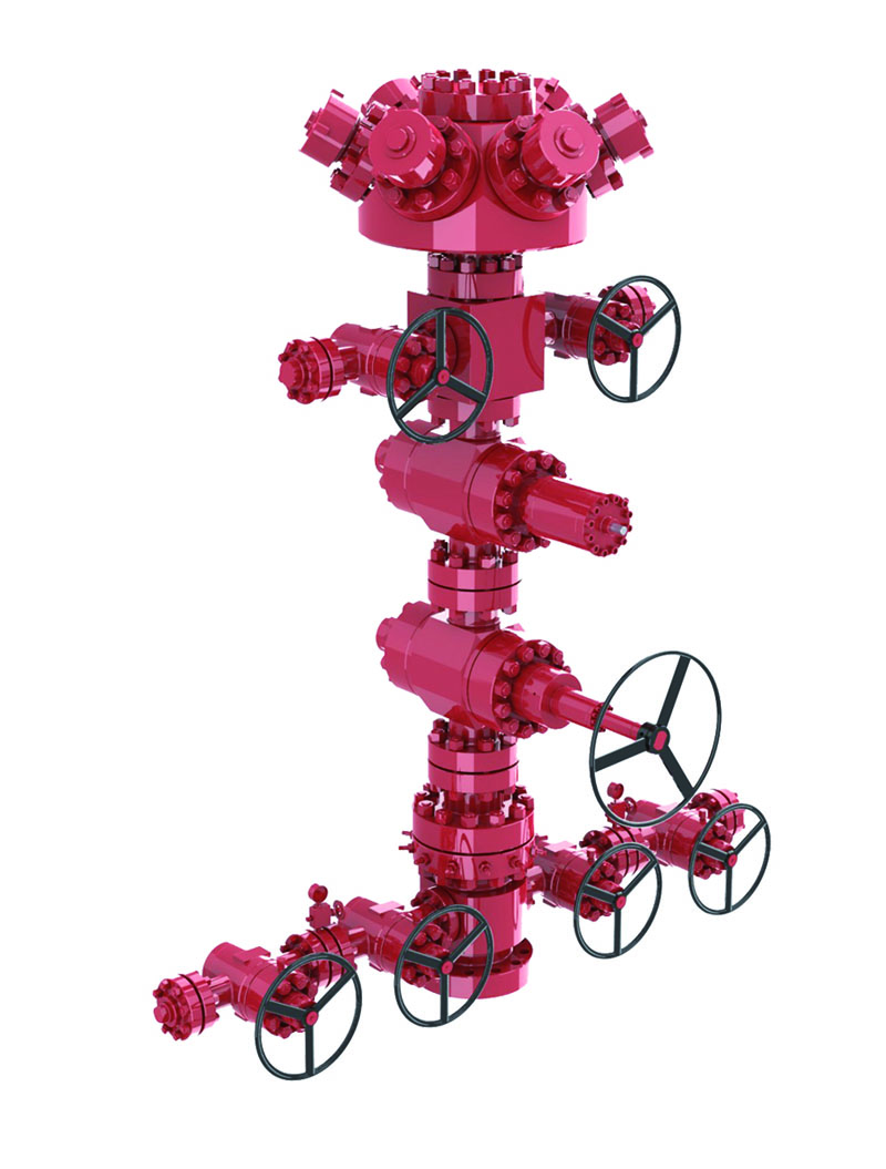 fracture wellhead oil and gas