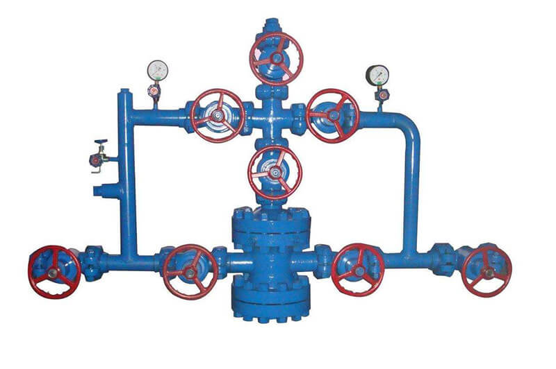 water injection wellhead